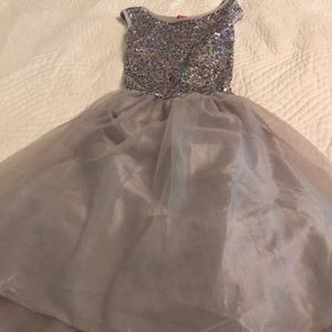 Beautiful Girls sequin top dress Size 16 only $10